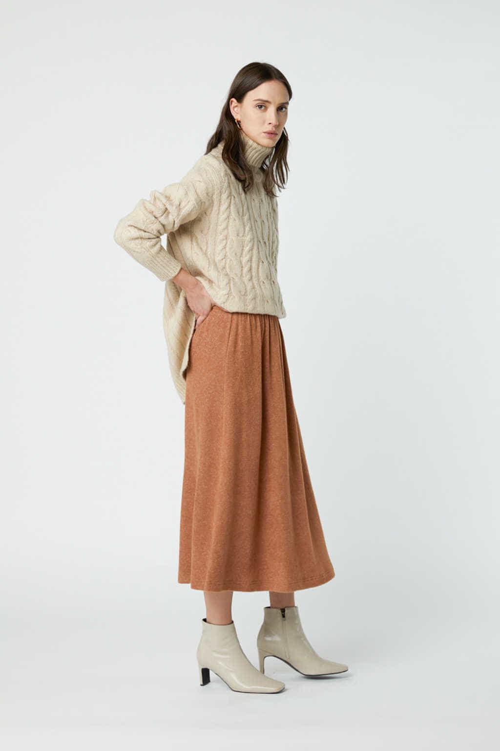 Skirt 2701 Pink 2