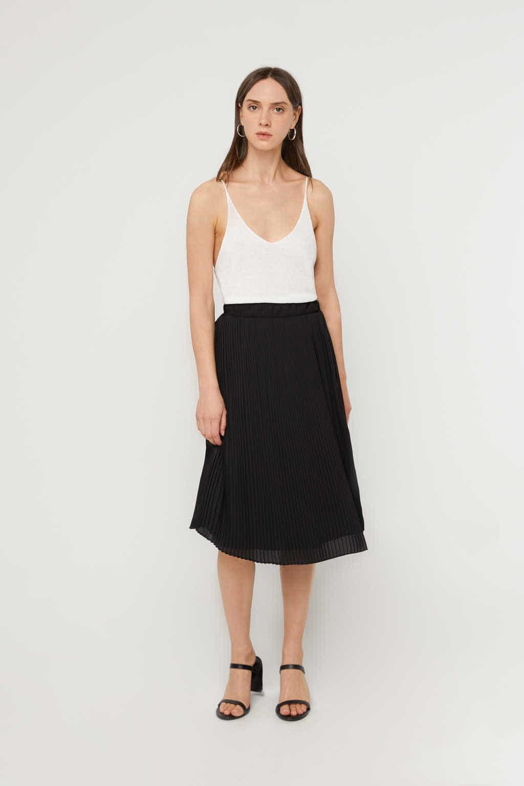 Skirt 3078 Black 7