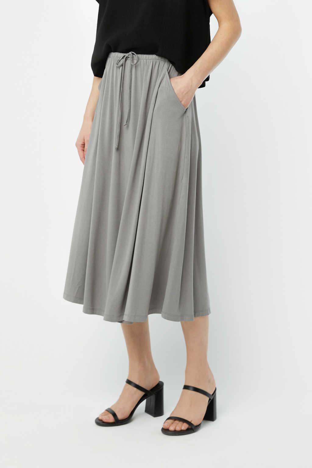 Skirt 3218 Gray 3