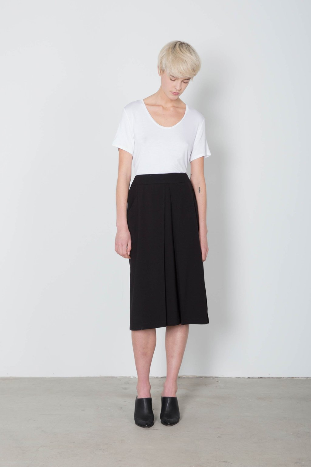 Skirt 6032 Black 9