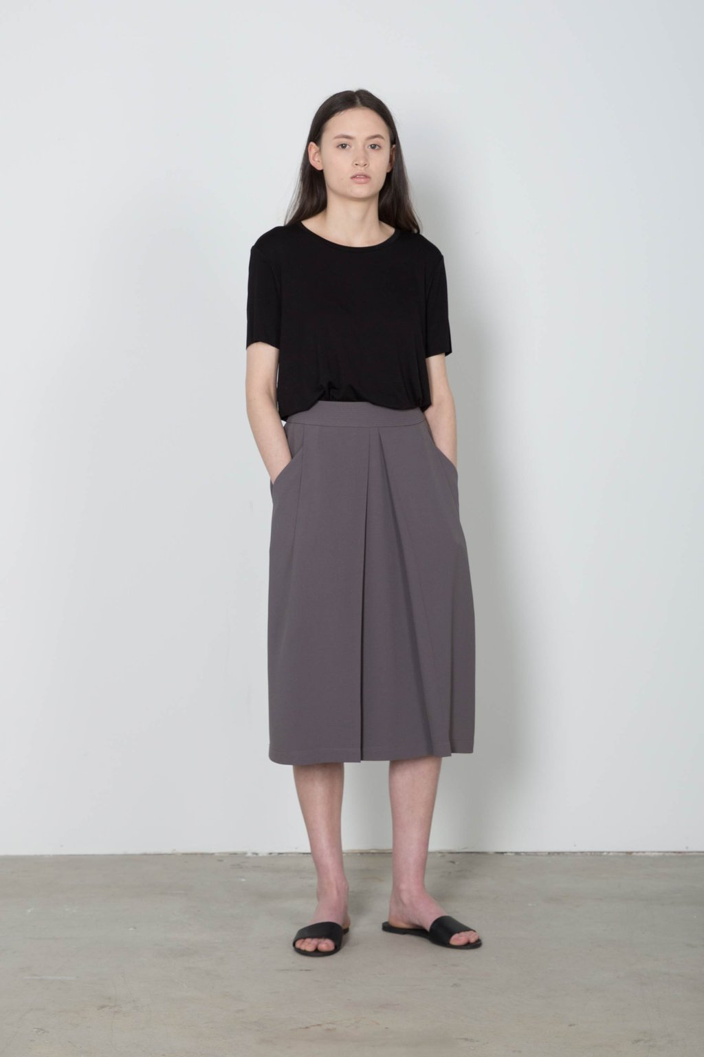 Skirt 6032 Gray 7