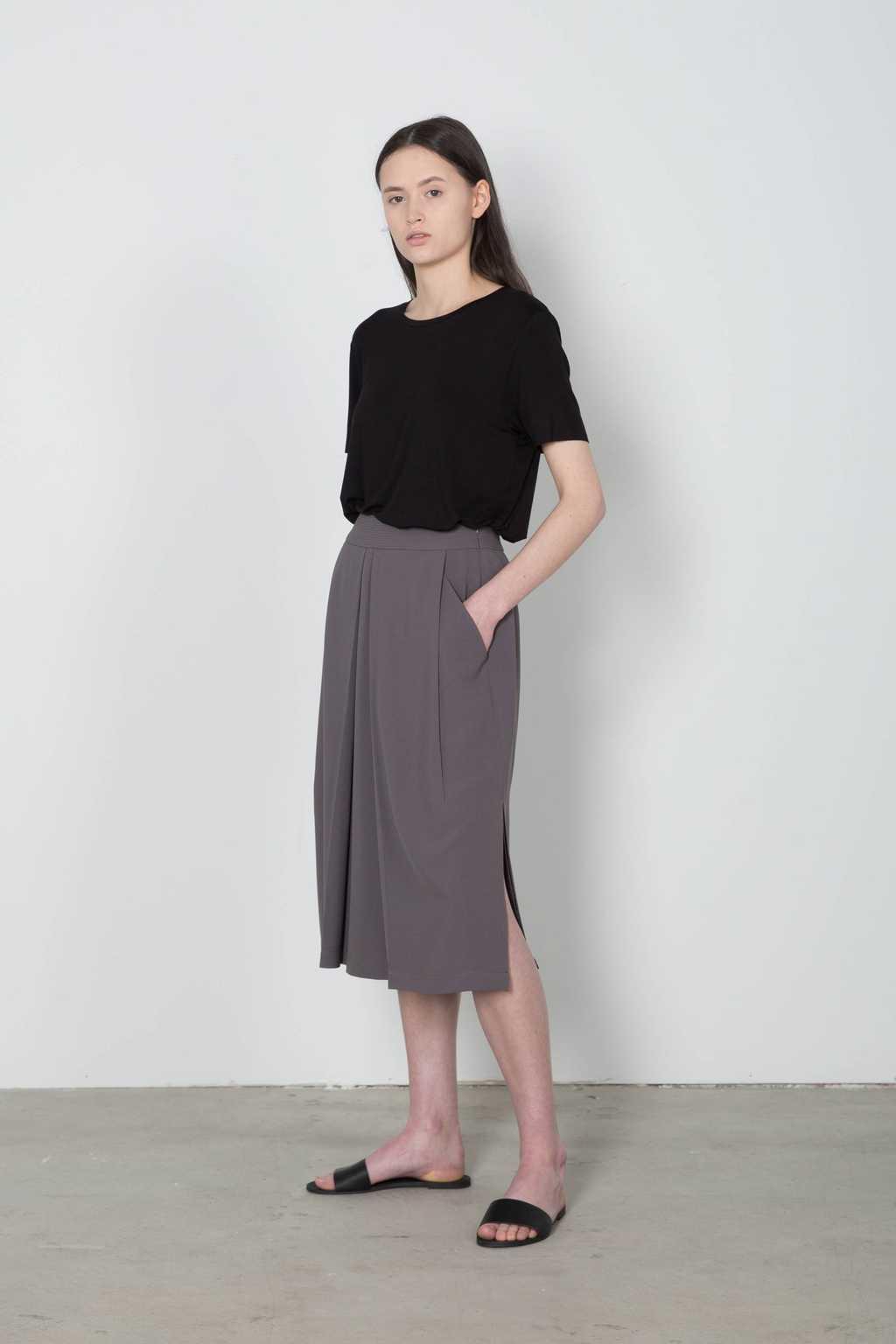 Skirt 6032 Gray 8