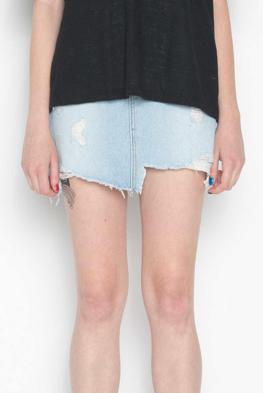 Skirt H056 Indigo 2