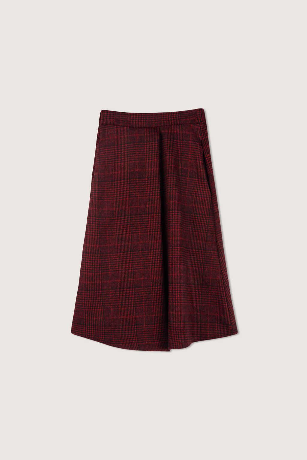 Skirt H177 Red 7