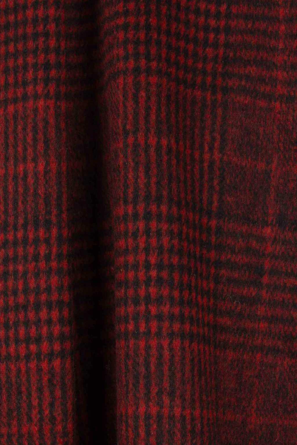 Skirt H177 Red 8