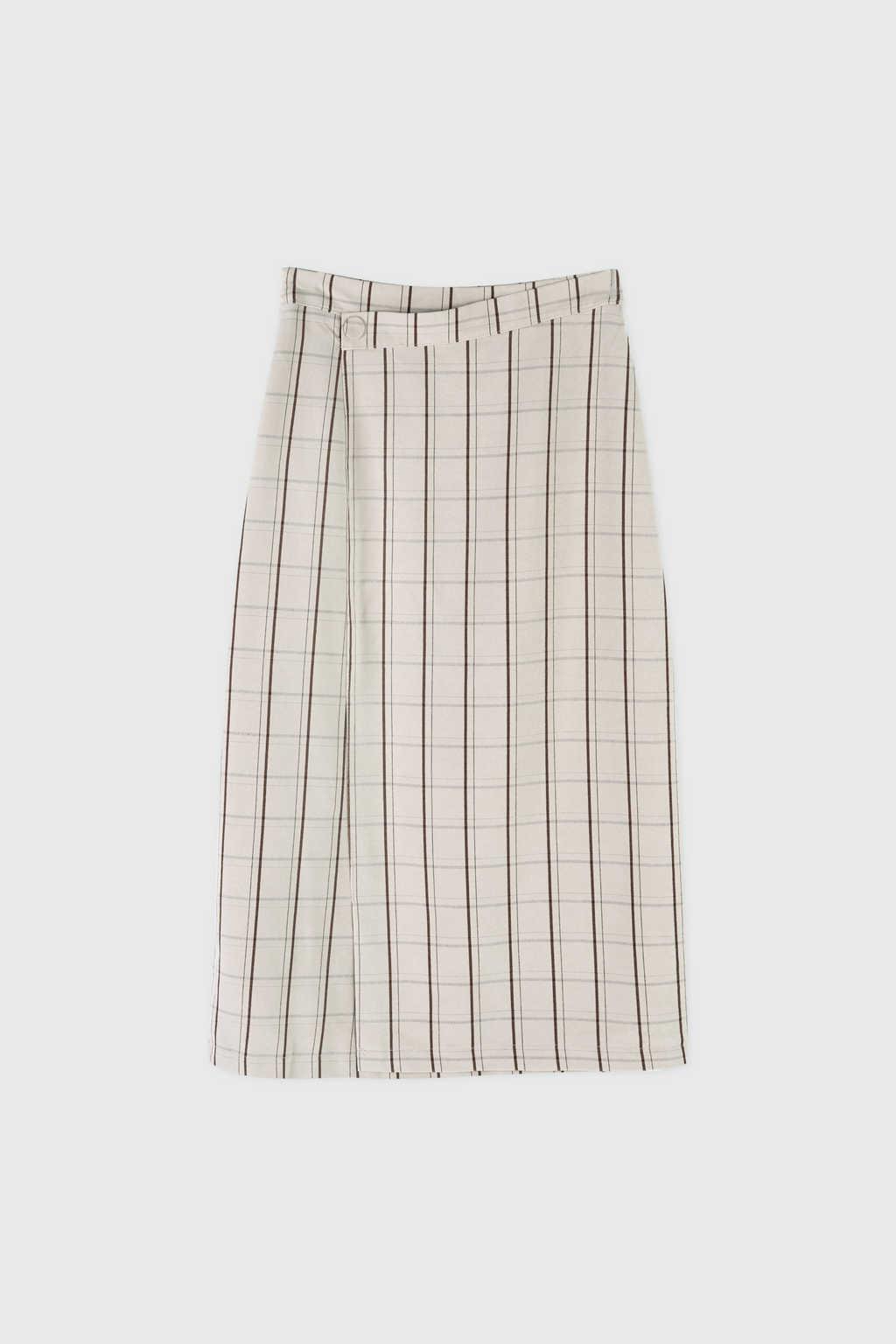 Skirt J001C Beige 5