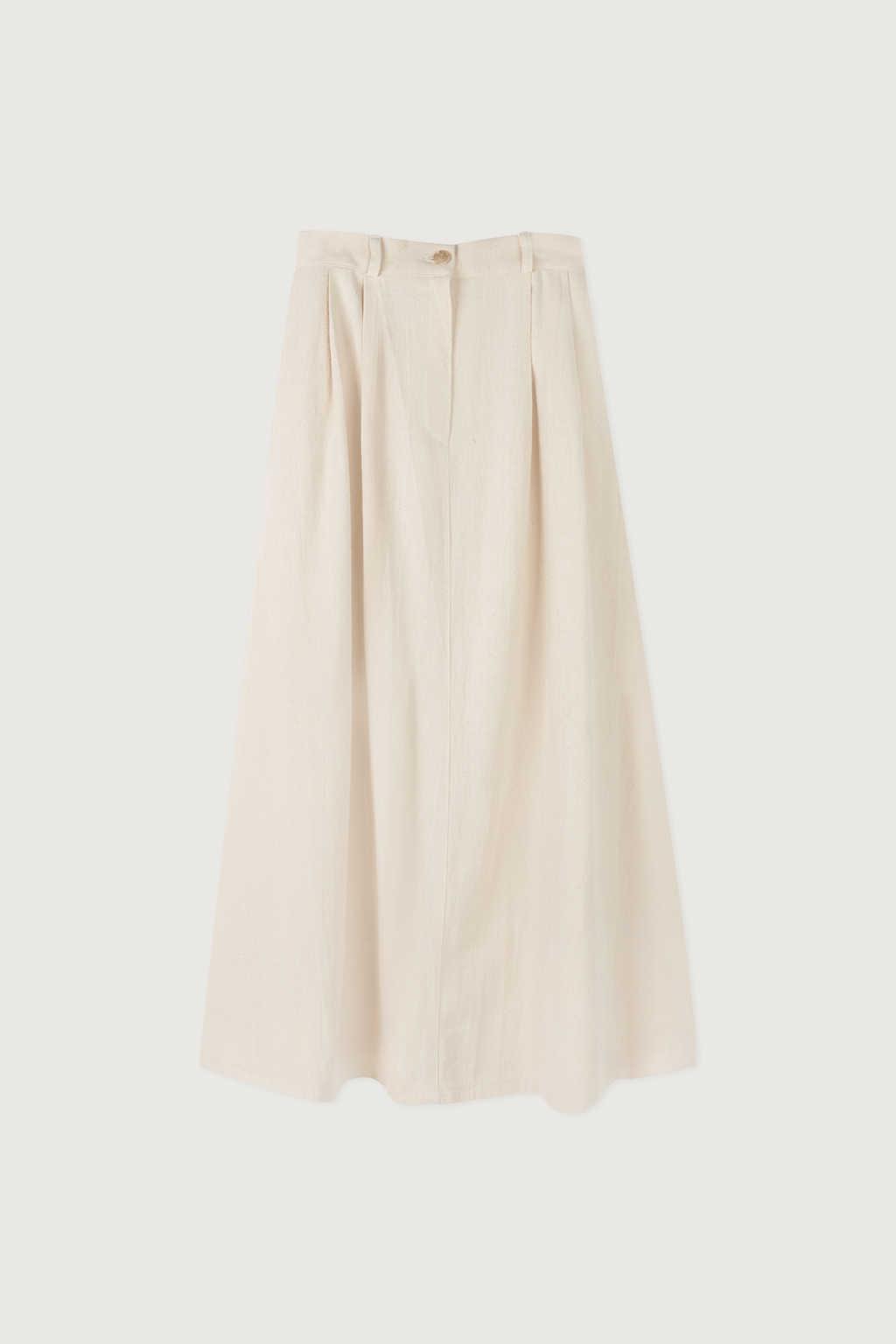 Skirt K006 Cream 5