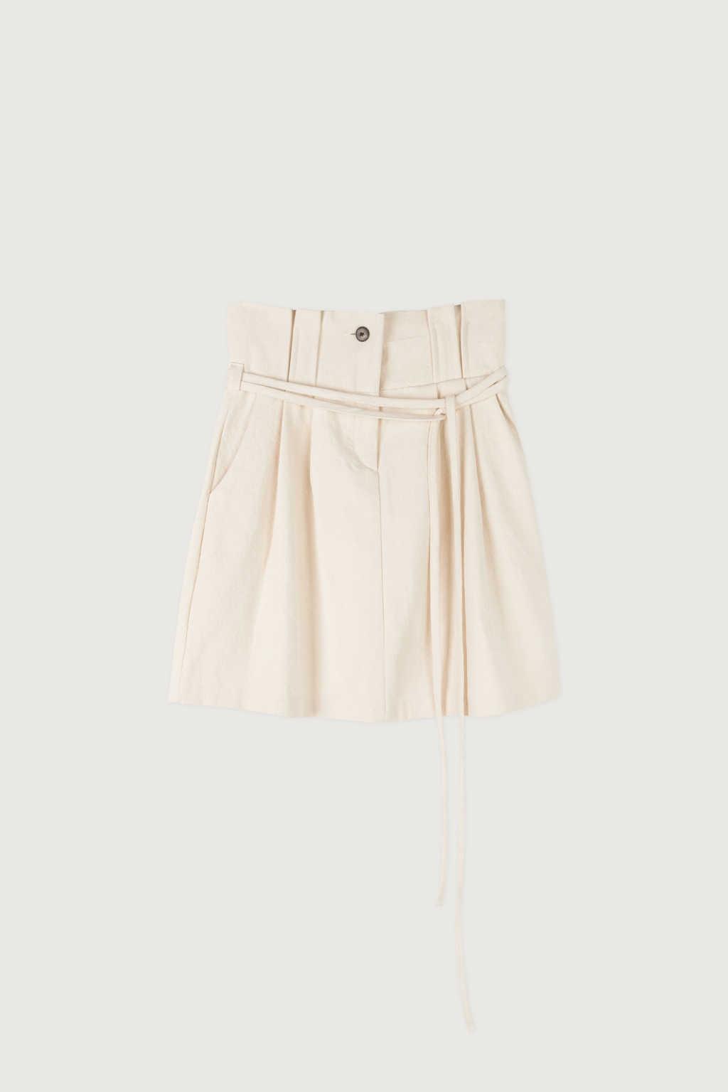 Skirt K008 Beige 5