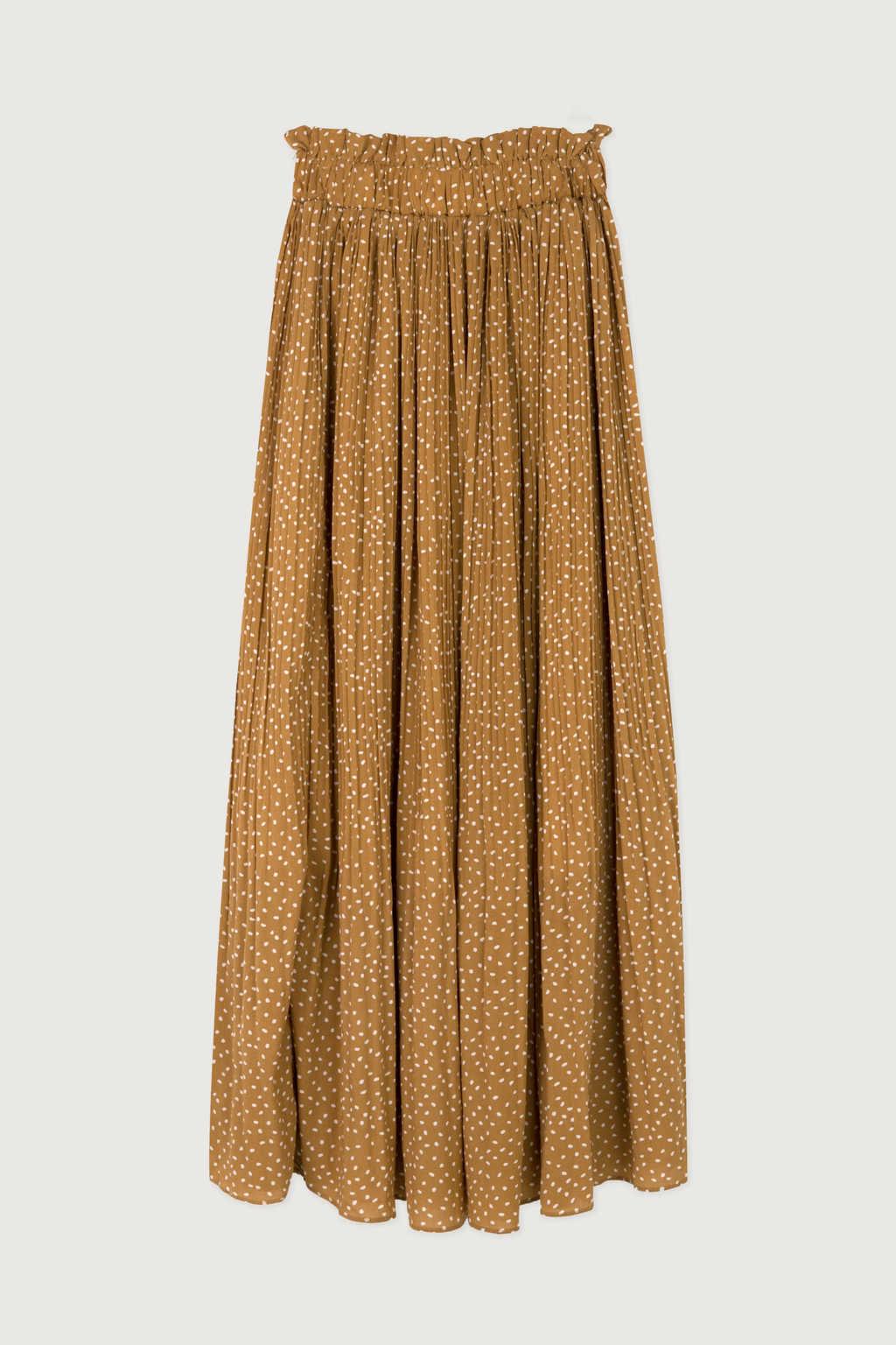 Skirt K009 Camel 5