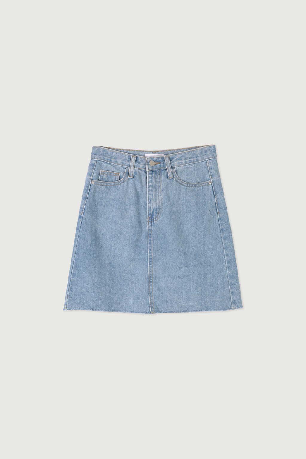 Skirt K011 Blue 7