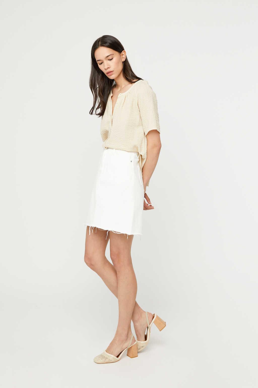 Skirt K011 White 2