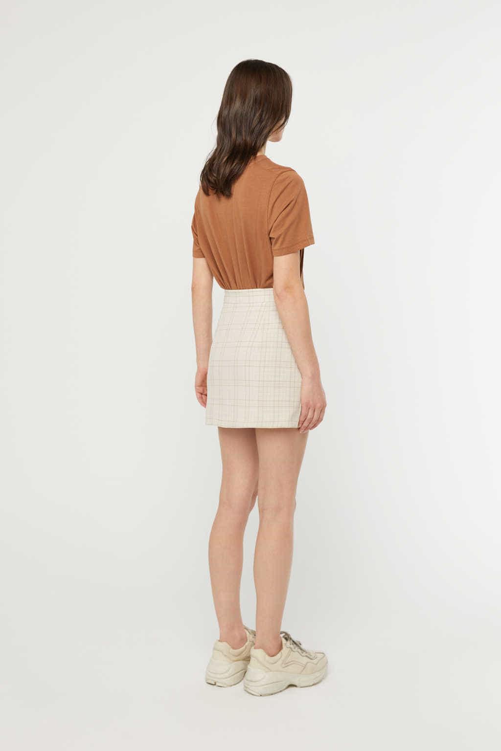 Skirt K017 Beige 4