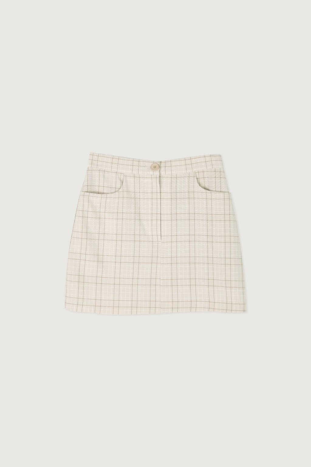 Skirt K017 Beige 5