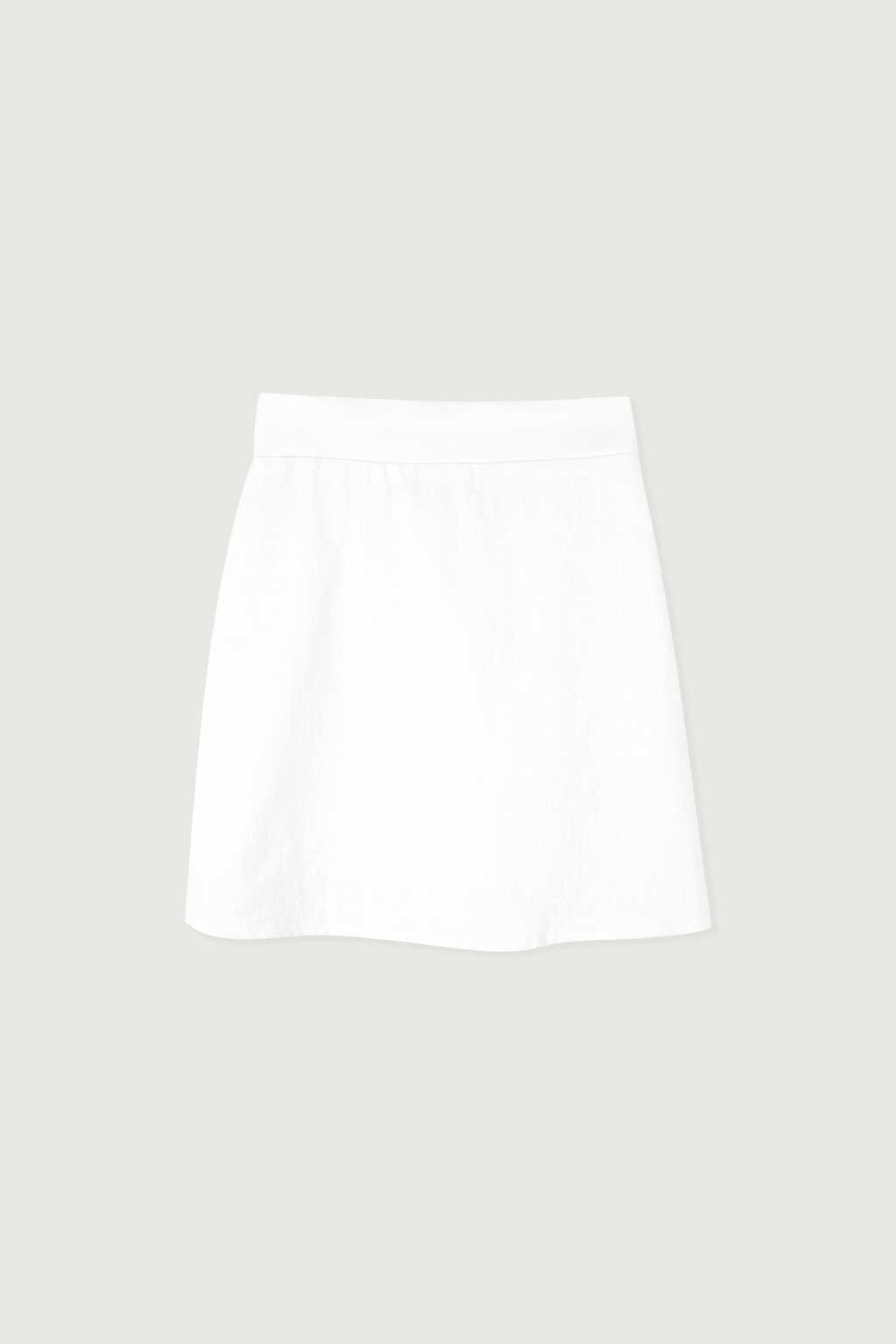 Skirt K020 White 7