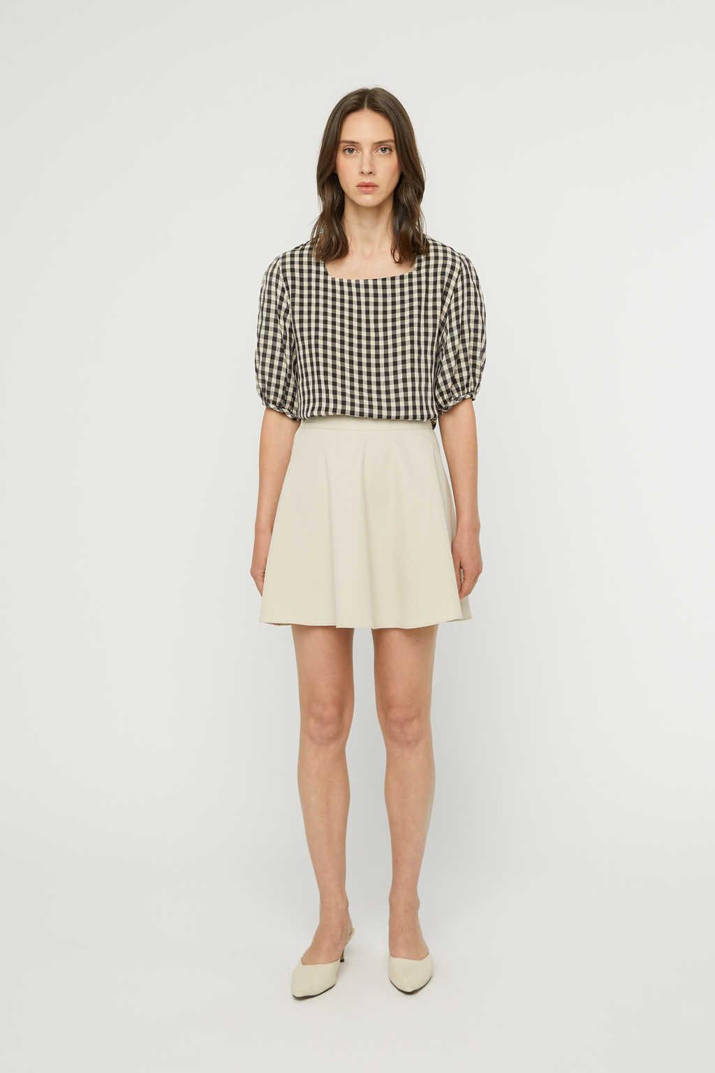 Skirt K021 Beige 3