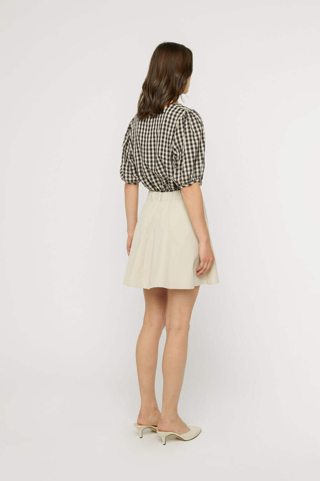 Skirt K021 Beige 4