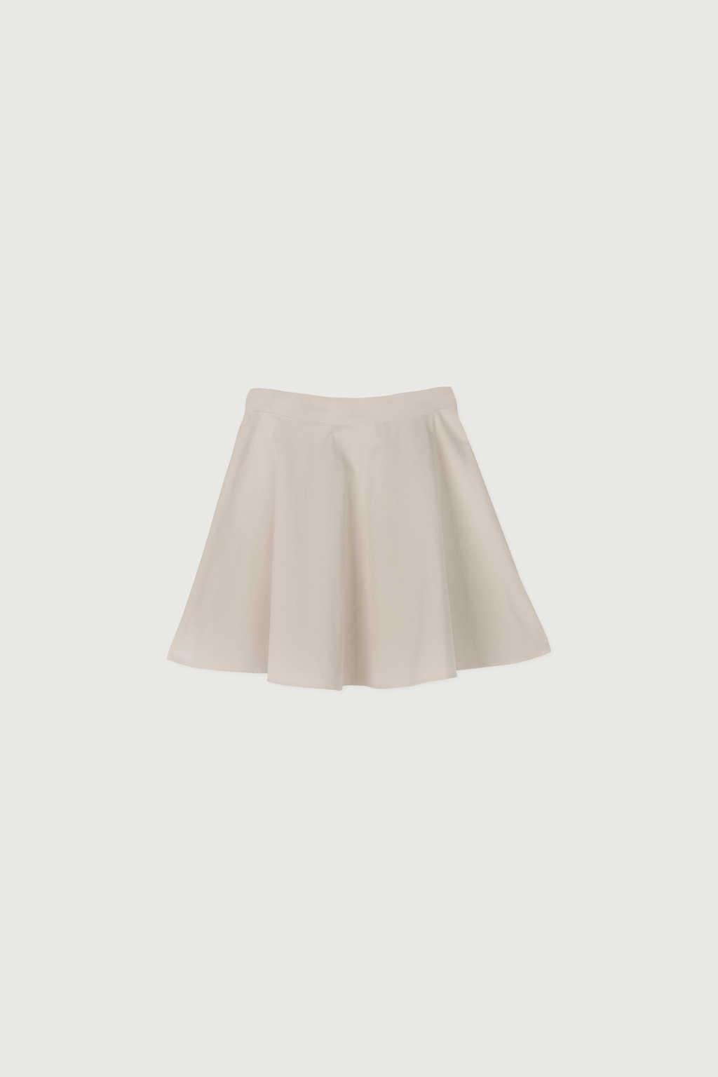 Skirt K021 Beige 5
