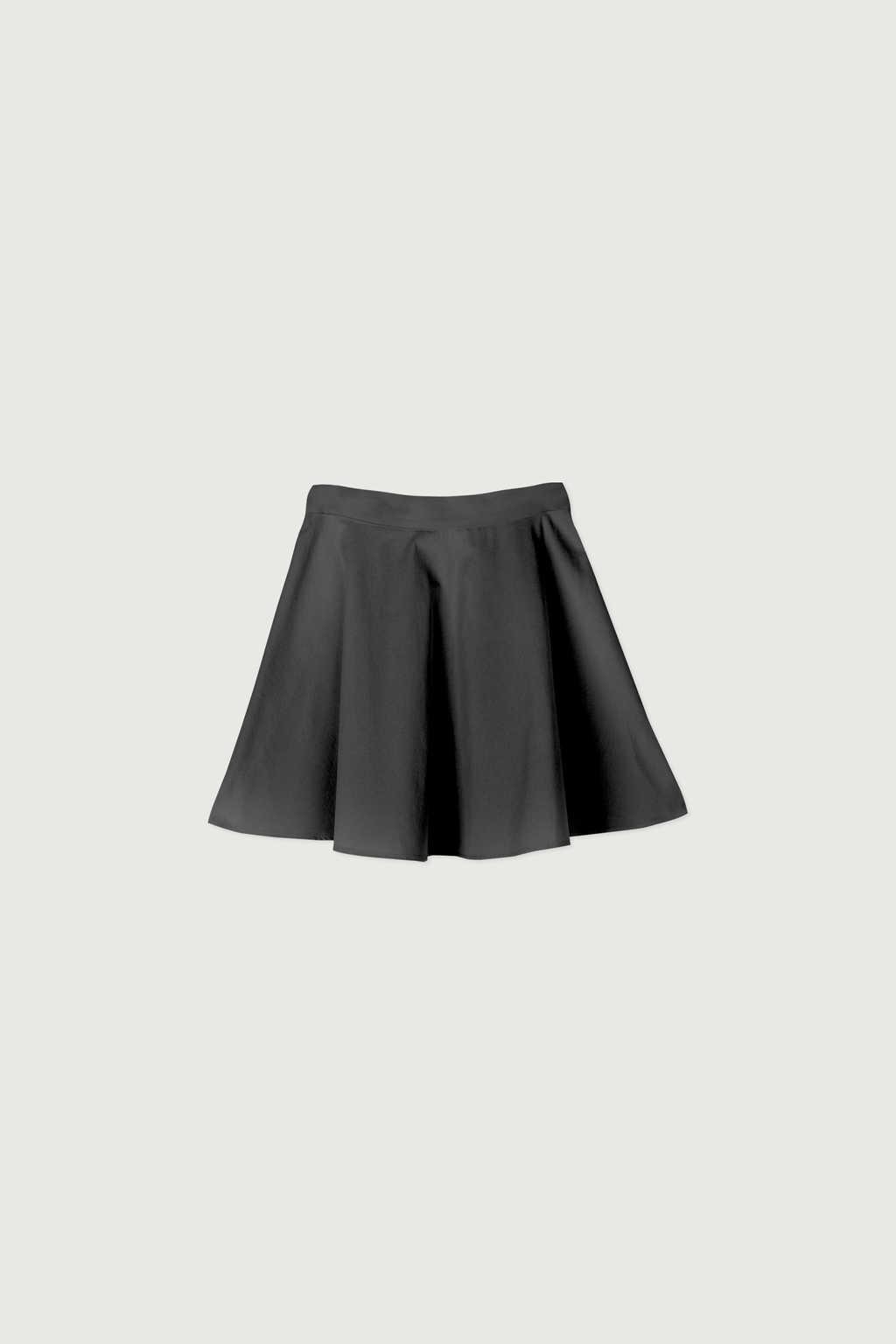 Skirt K021 Black 7