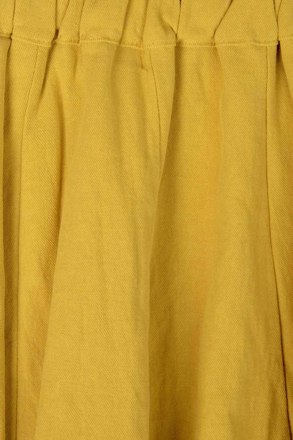 Skirt K022 Mustard 6
