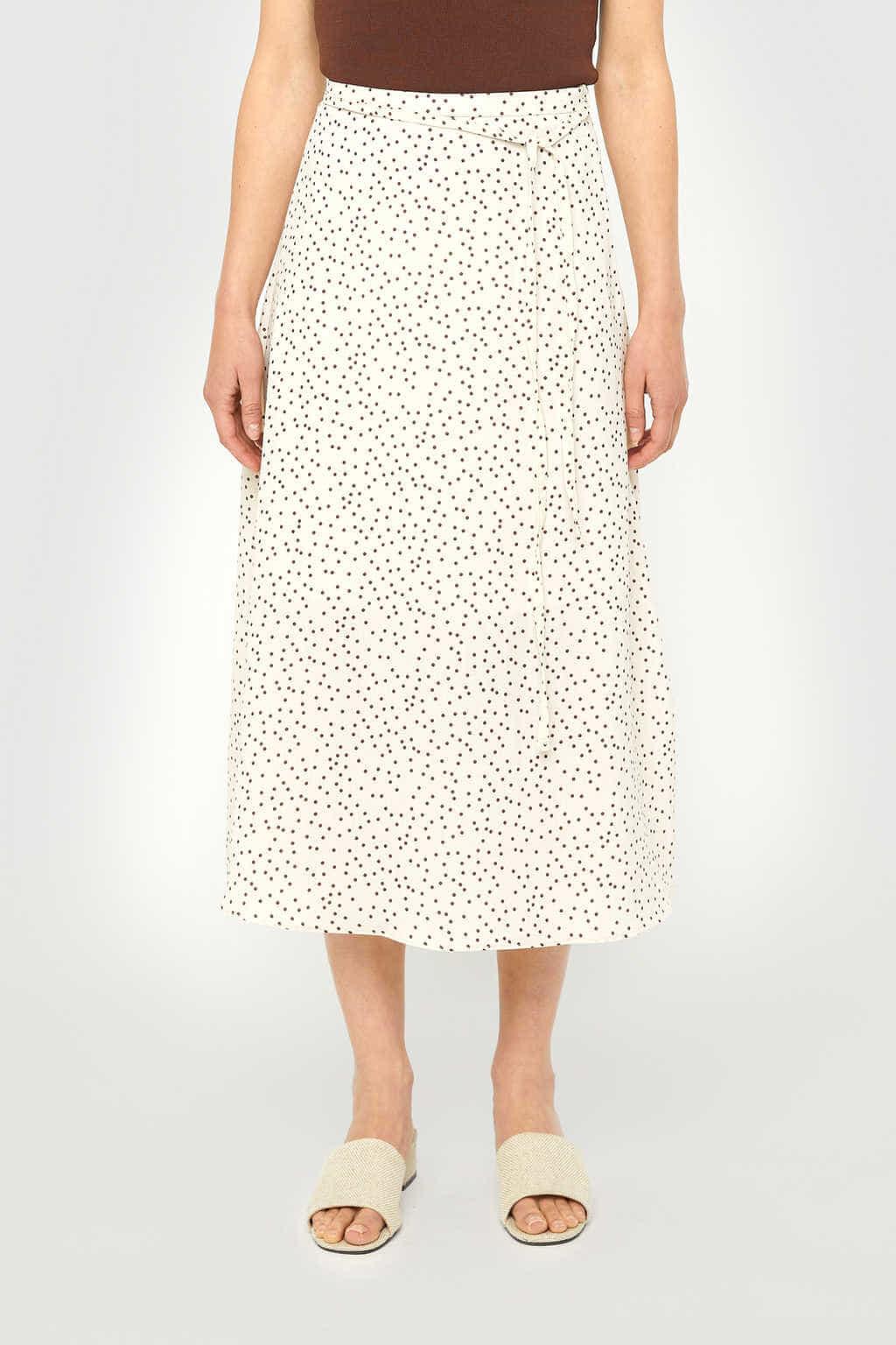 Skirt K025 Cream 3