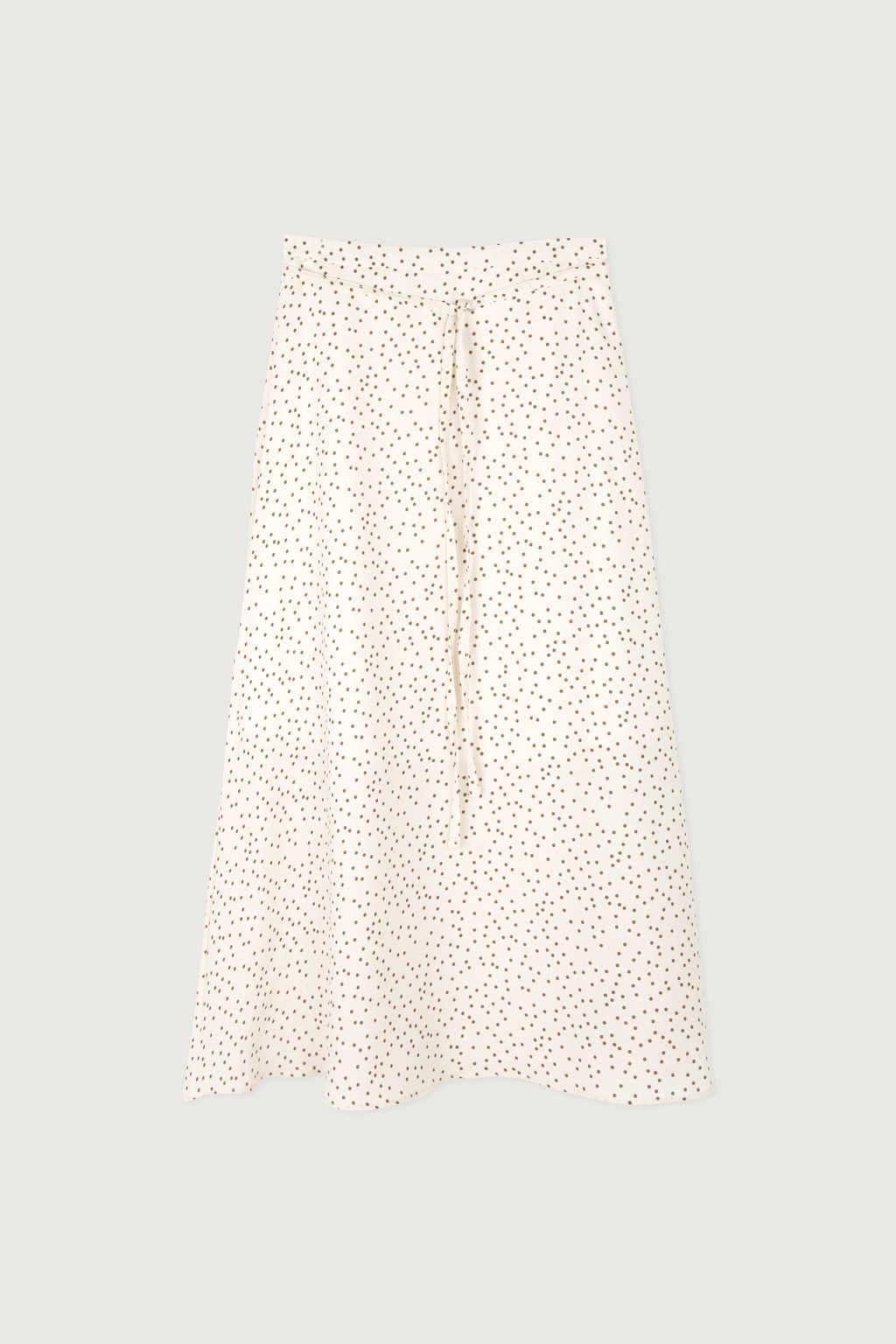 Skirt K025 Cream 5
