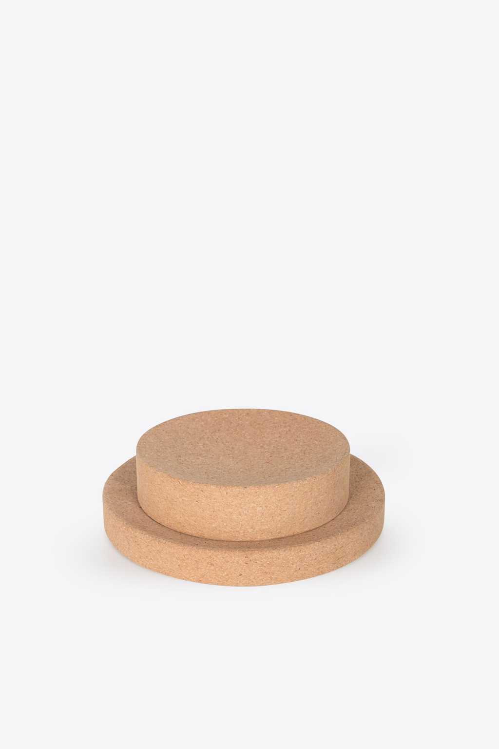 Small Cork Bowl 1037 Brown 3