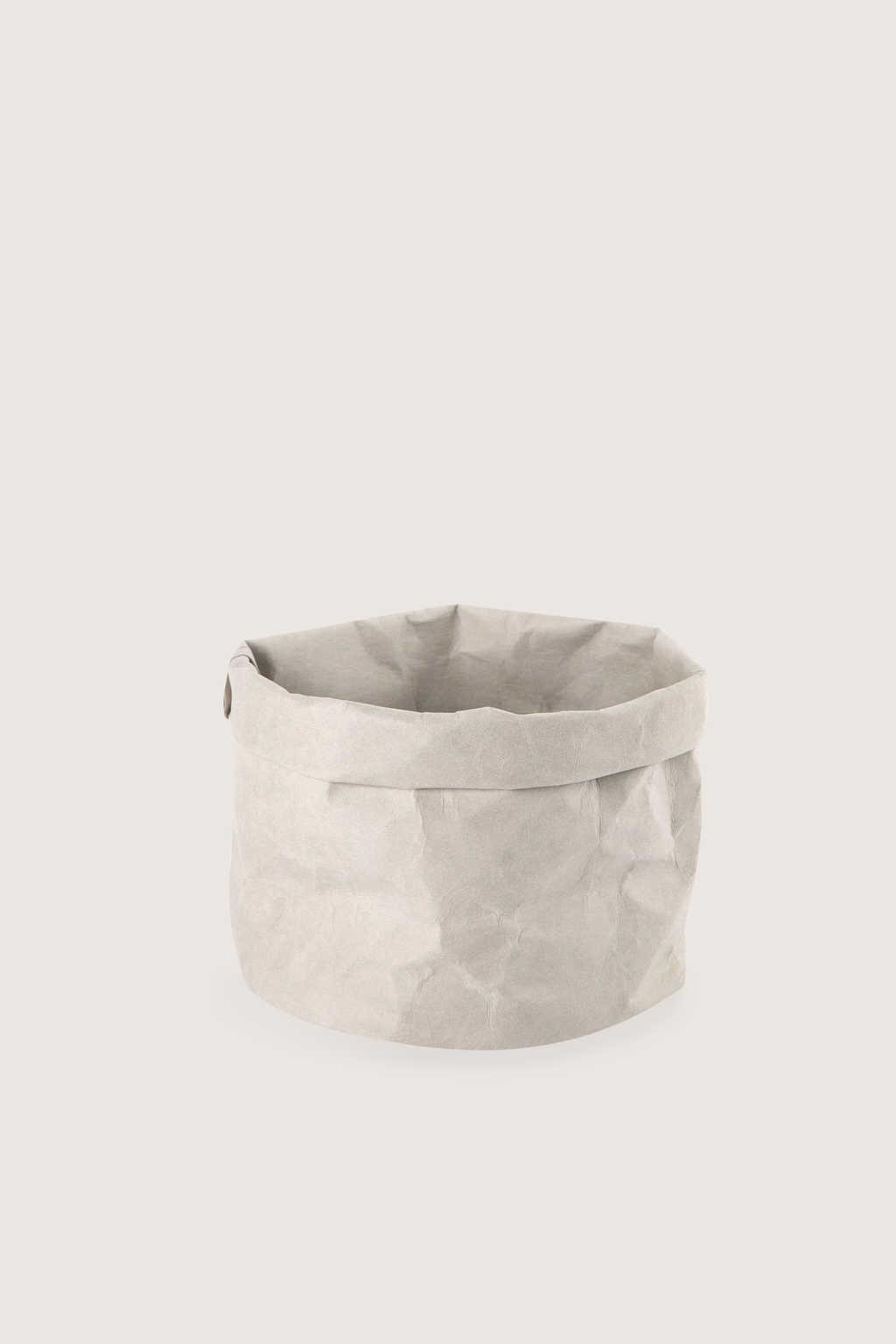 Small Paper Bin 1024 Gray 1