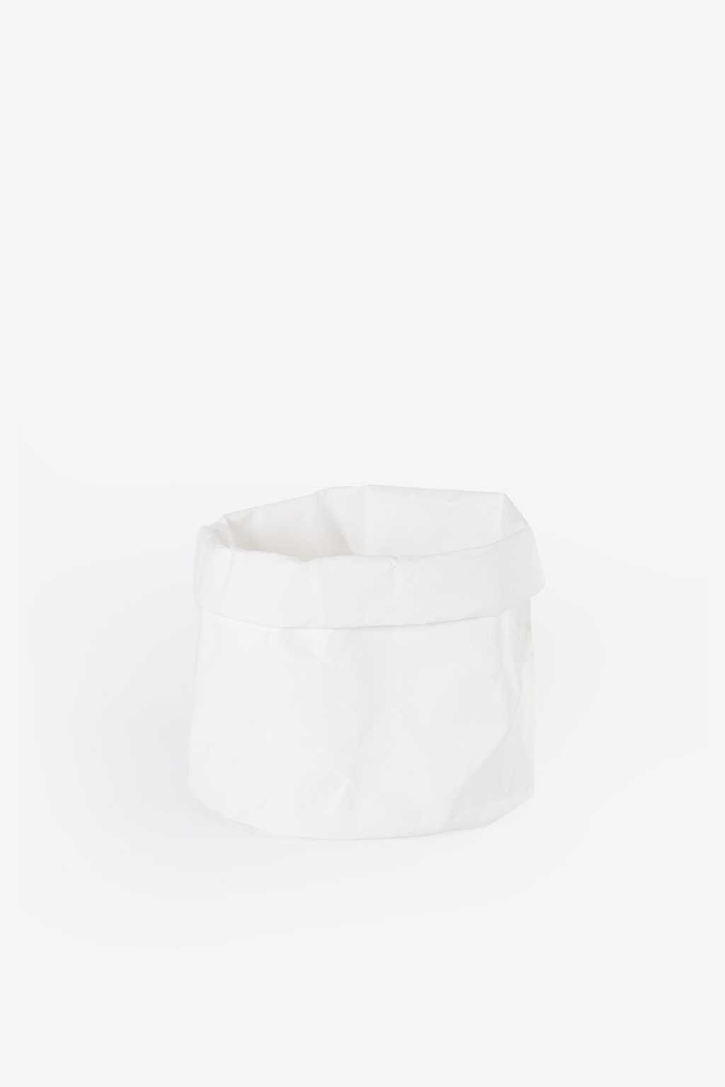 Small Paper Bin 1024 White 4