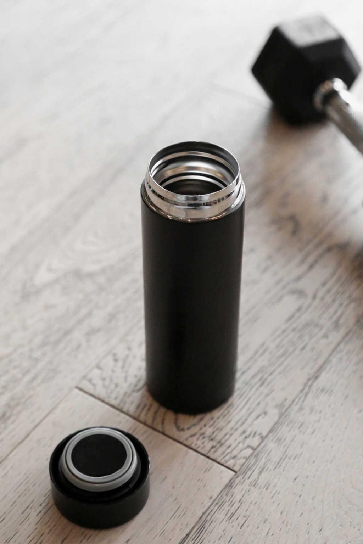 Stainless Steel Water Bottle 2643 Black 1