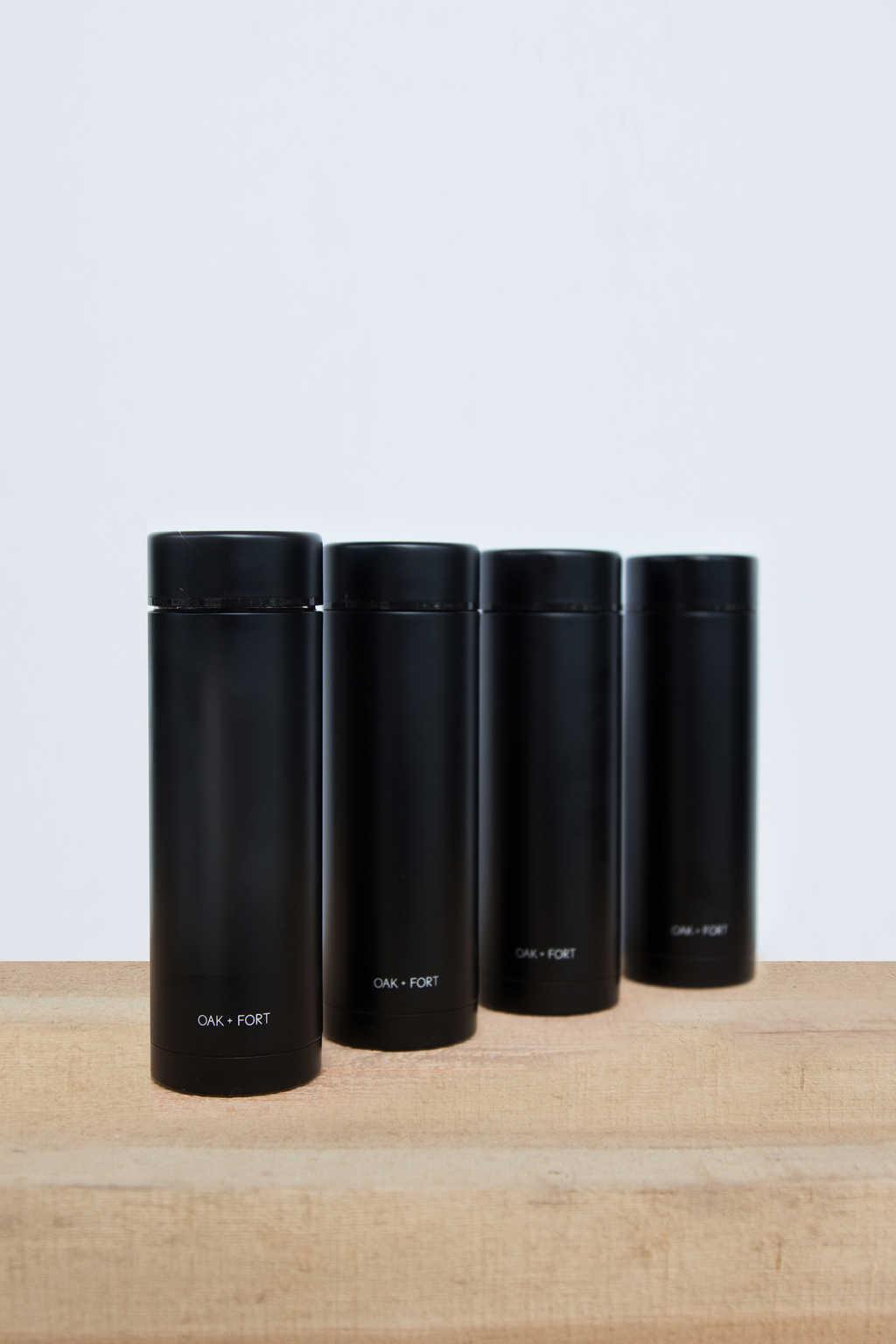 Stainless Steel Water Bottle 2643 Black 2