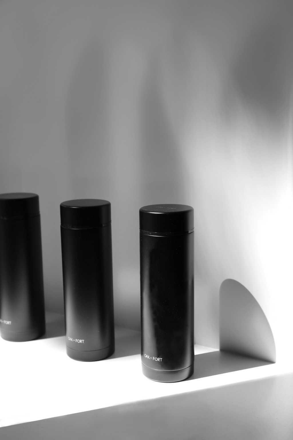 Stainless Steel Water Bottle 2643 Black 5
