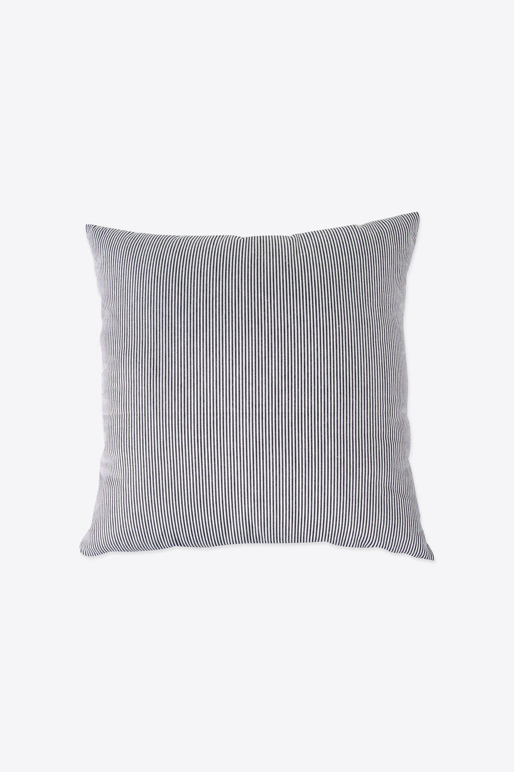 Striped Pillow 1844 Navy 1