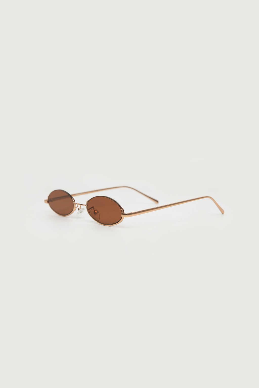 Sunglass 3365 Brown 1