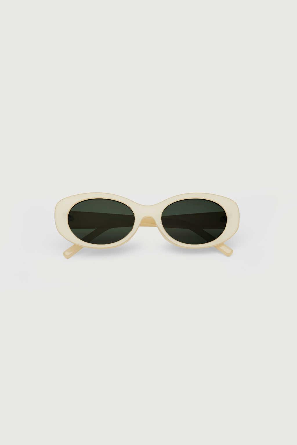 Sunglass 3367 Cream 1