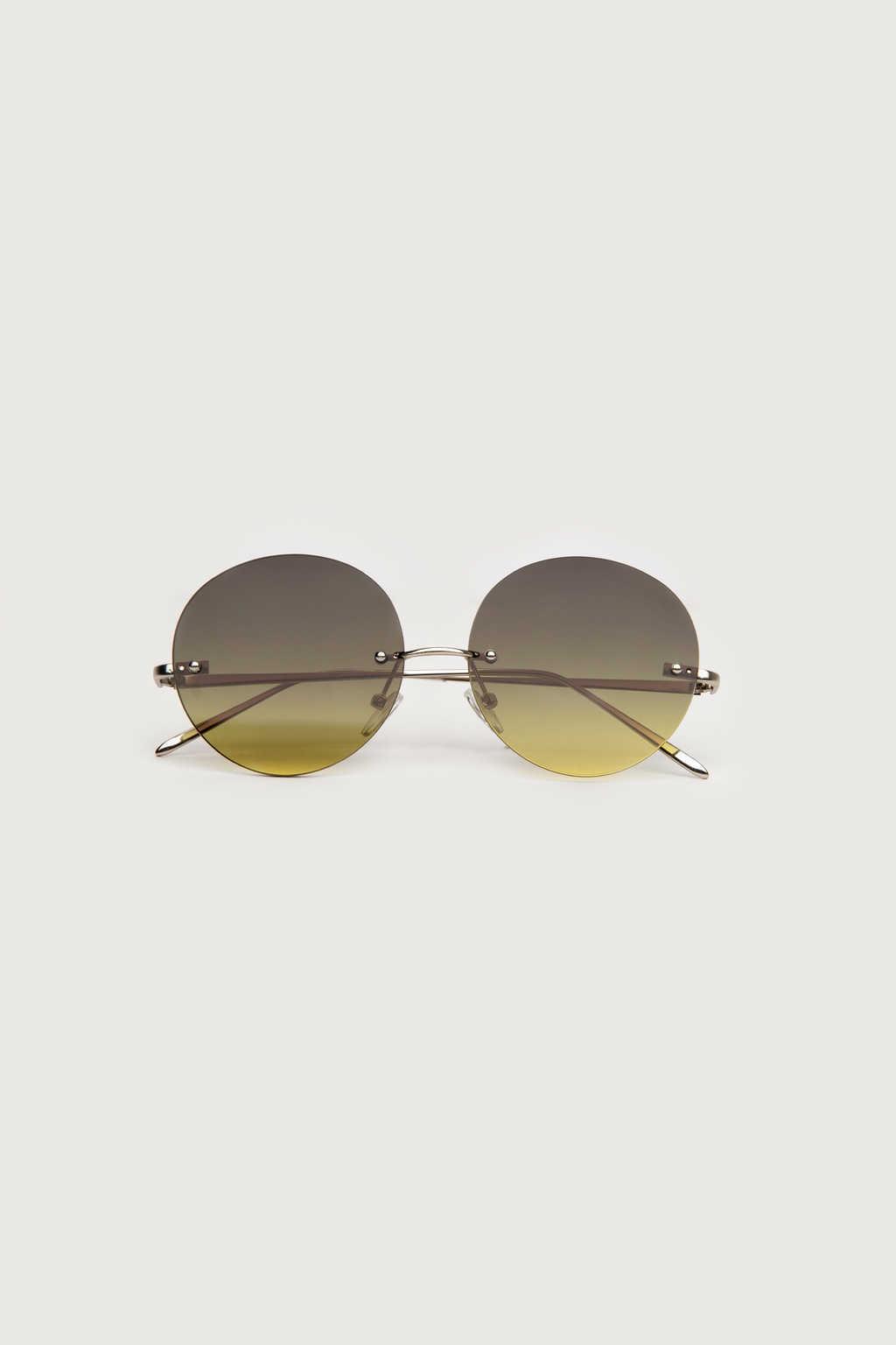 Sunglass 3372 Yellow 4