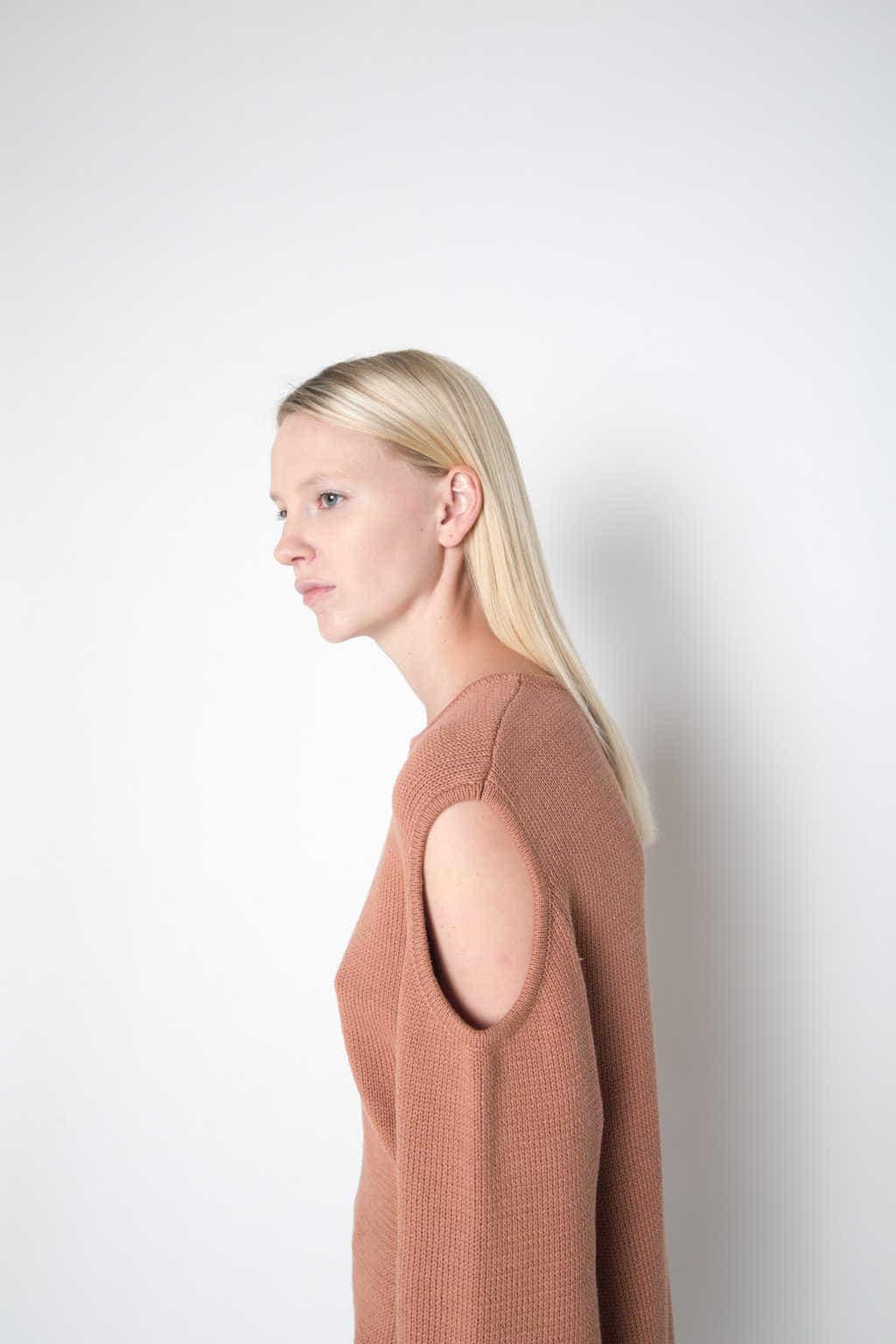 Sweater 1097 Clay 2