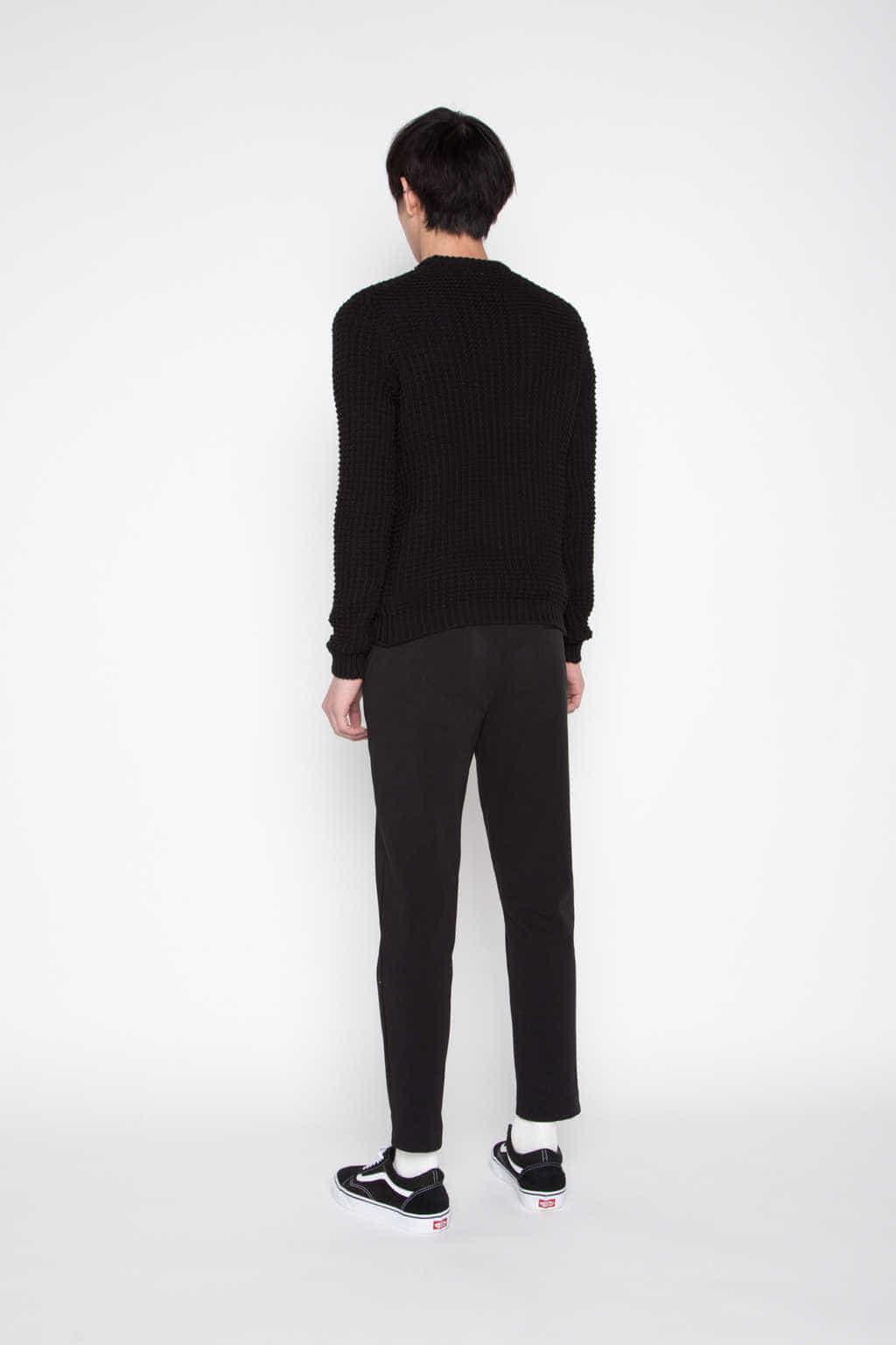 Sweater 1248 Black 4