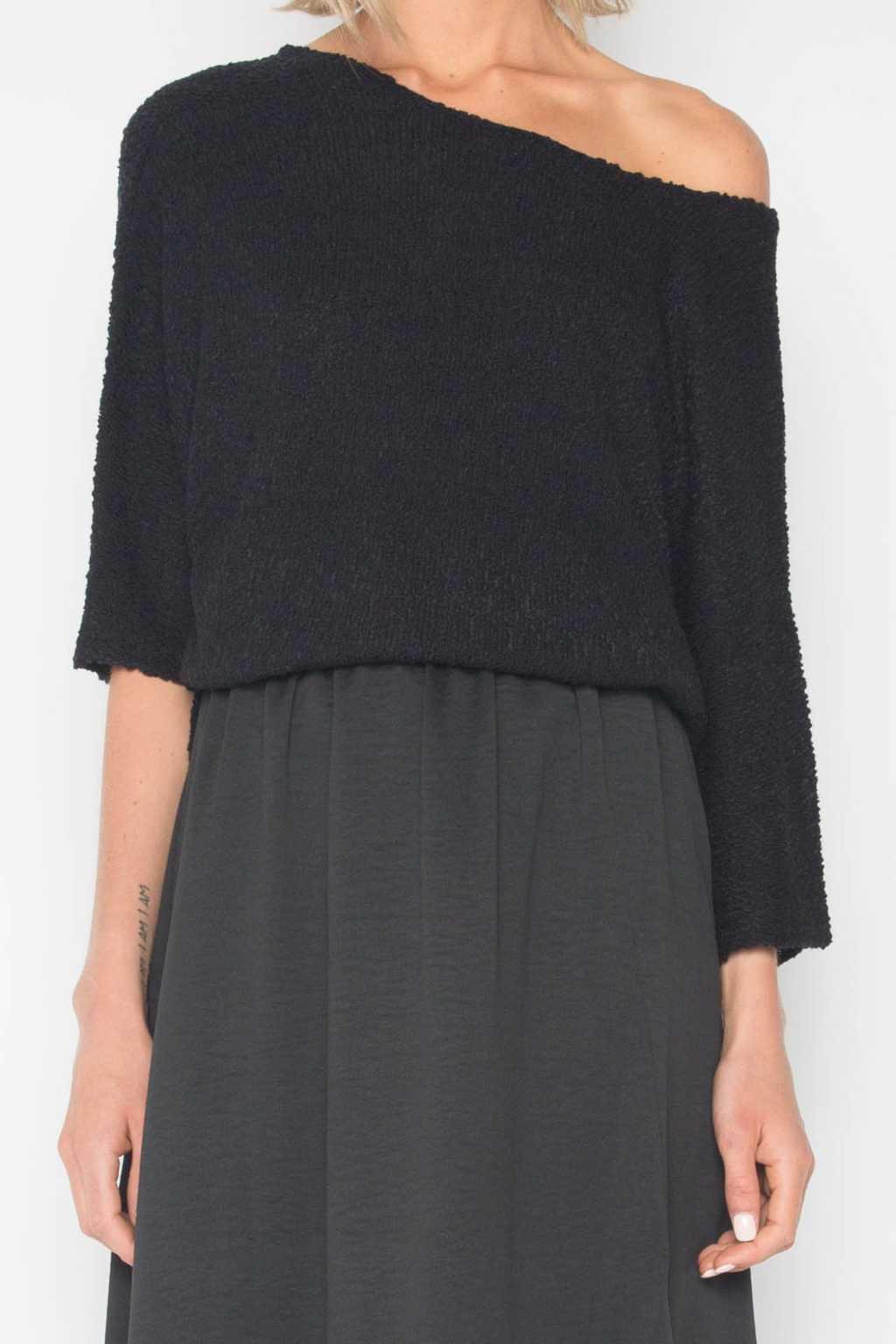 Sweater 1322 Black 2