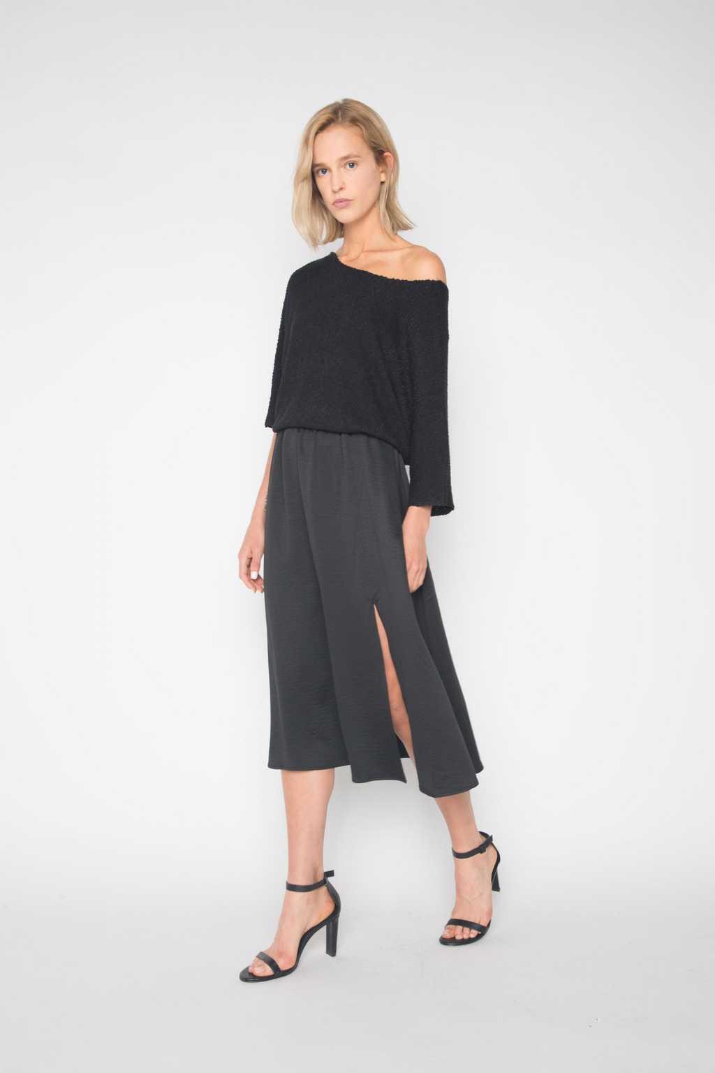 Sweater 1322 Black 4