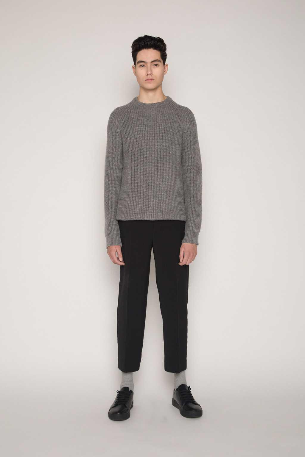 Sweater 1605 Gray 1