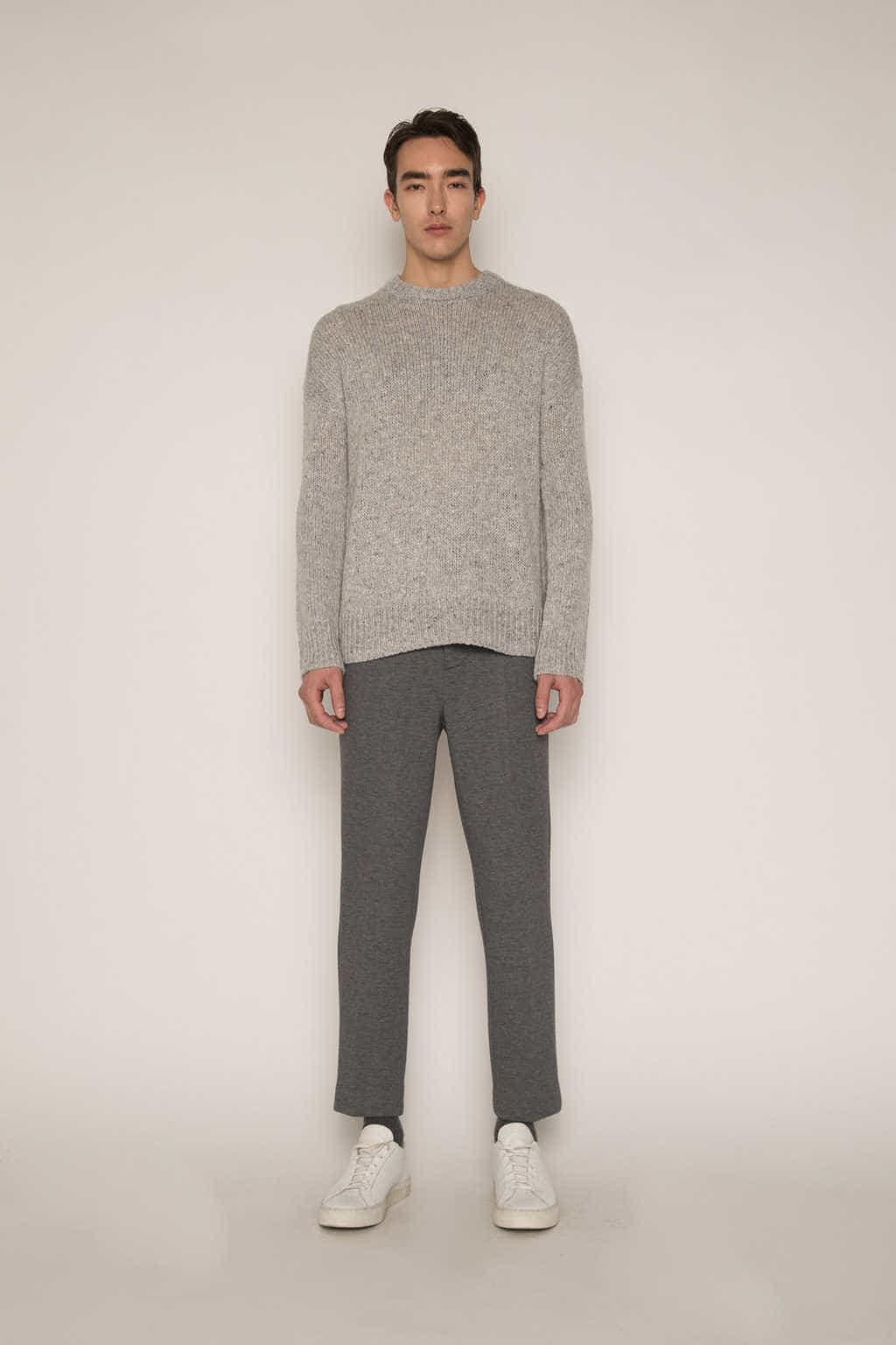 Sweater 1770 Gray 1