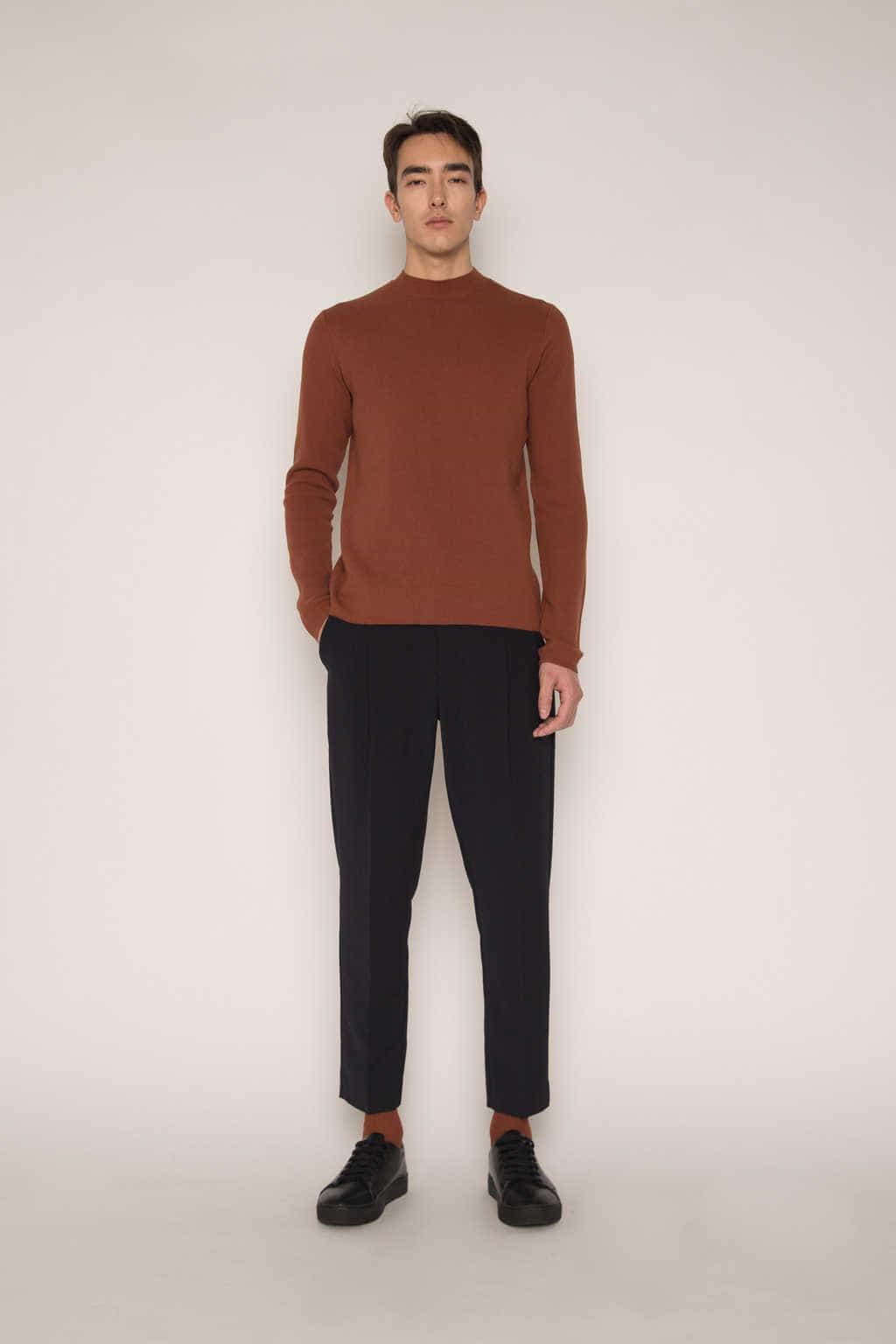 Sweater 1771 Clay 1