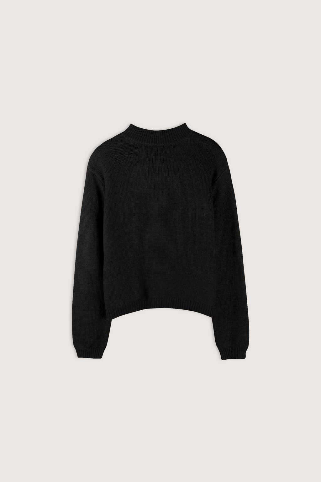 Sweater 1783 Black 5