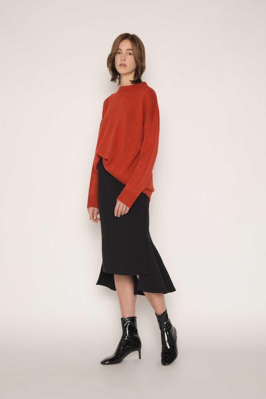 Sweater 1826 Orange 2