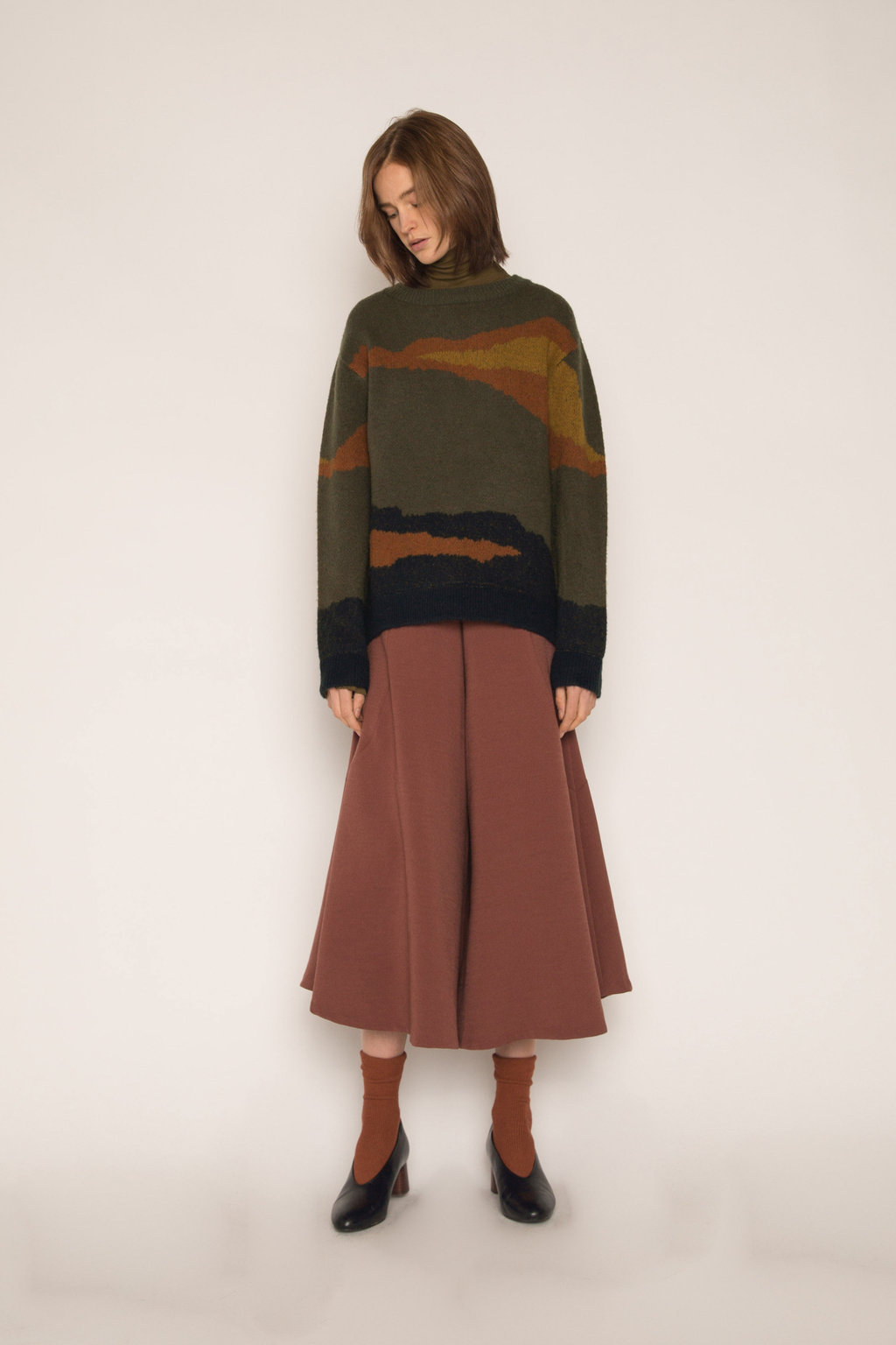 Sweater 1954 Olive 5