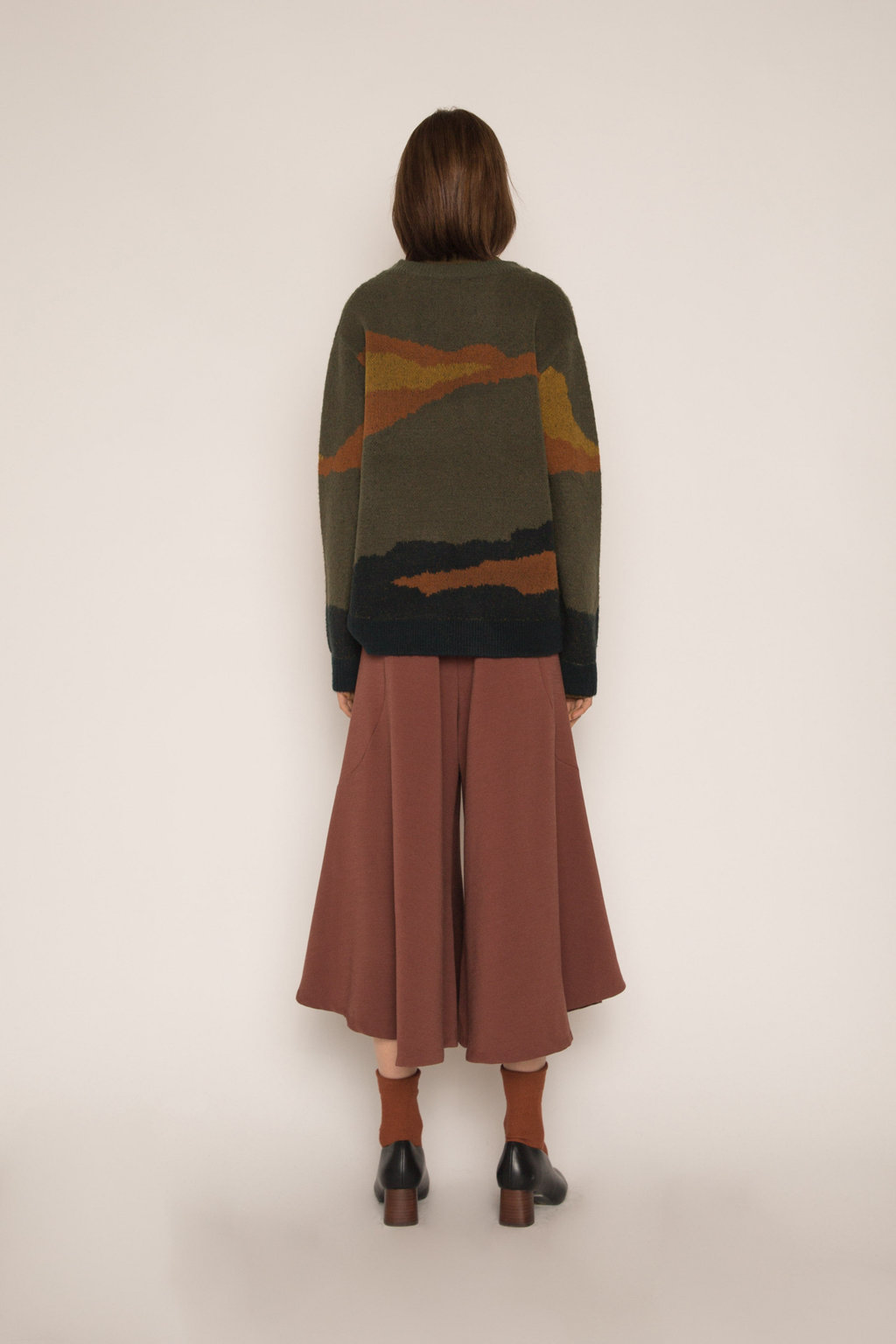 Sweater 1954 Olive 7
