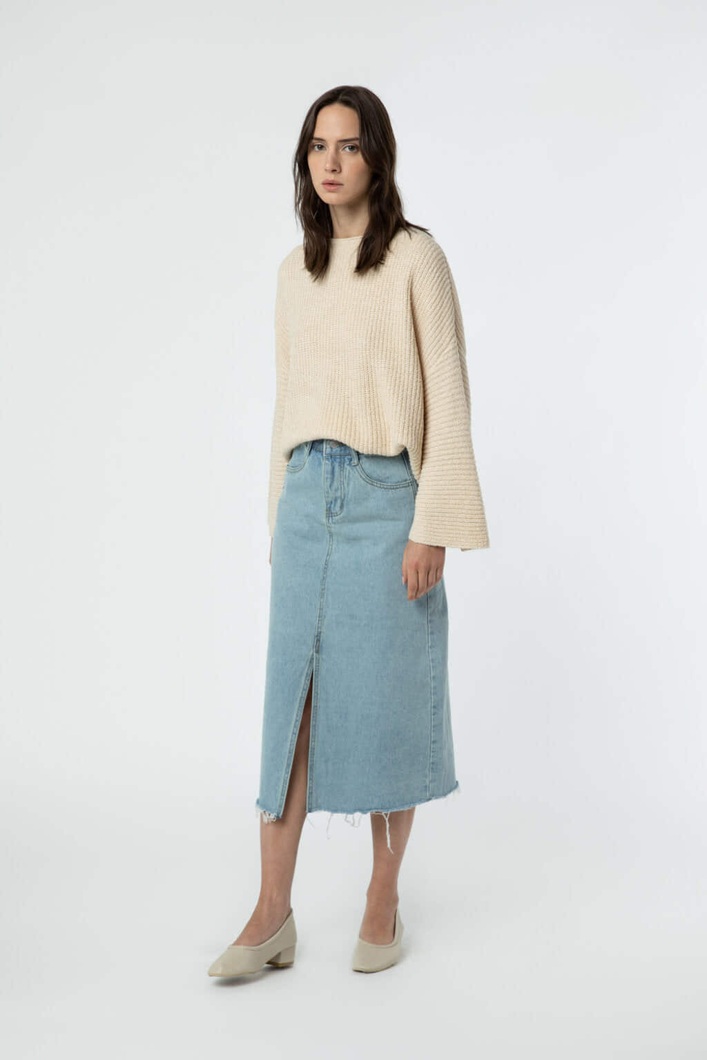 Sweater 2318 Cream 3