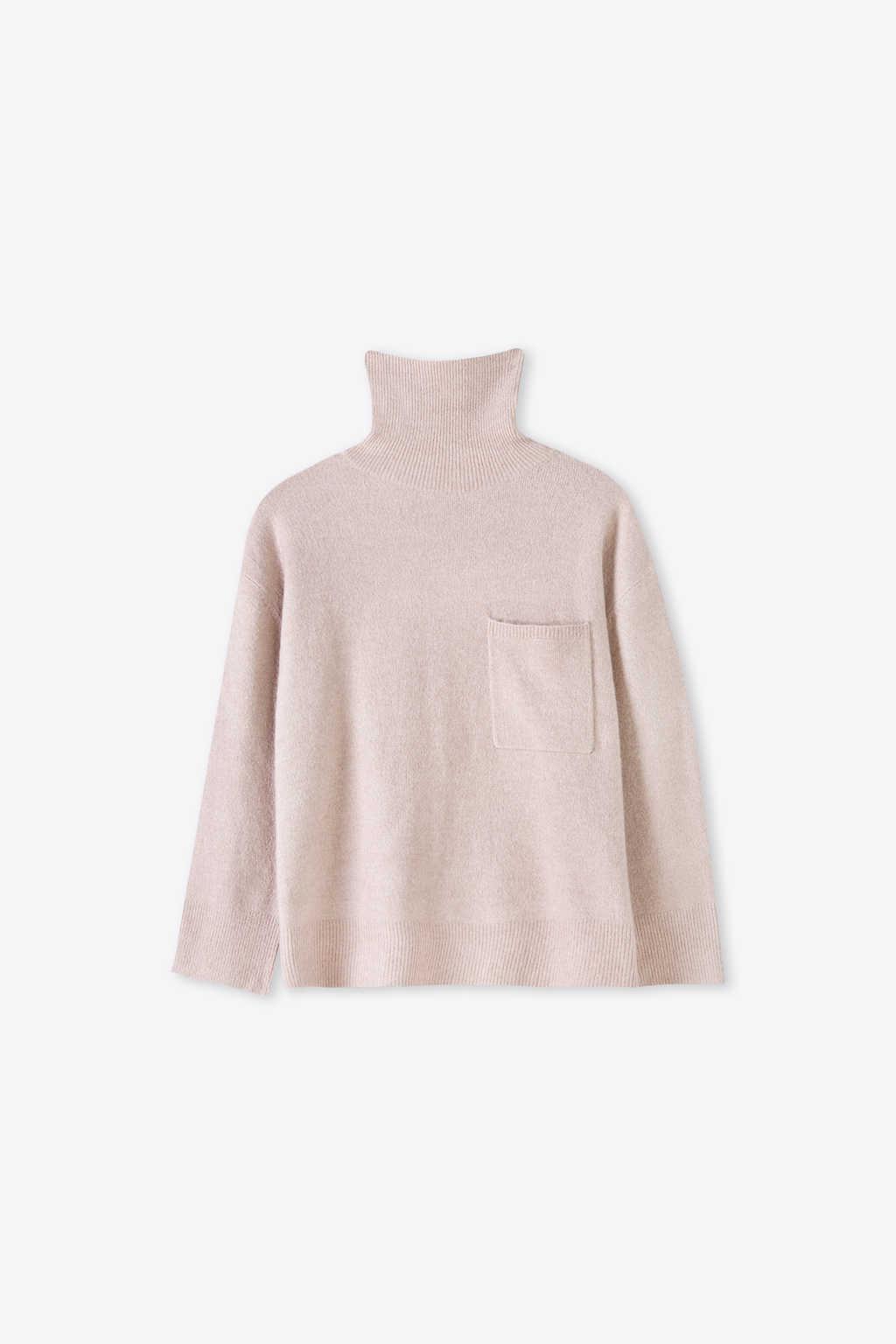 Sweater 2406 Oatmeal 10