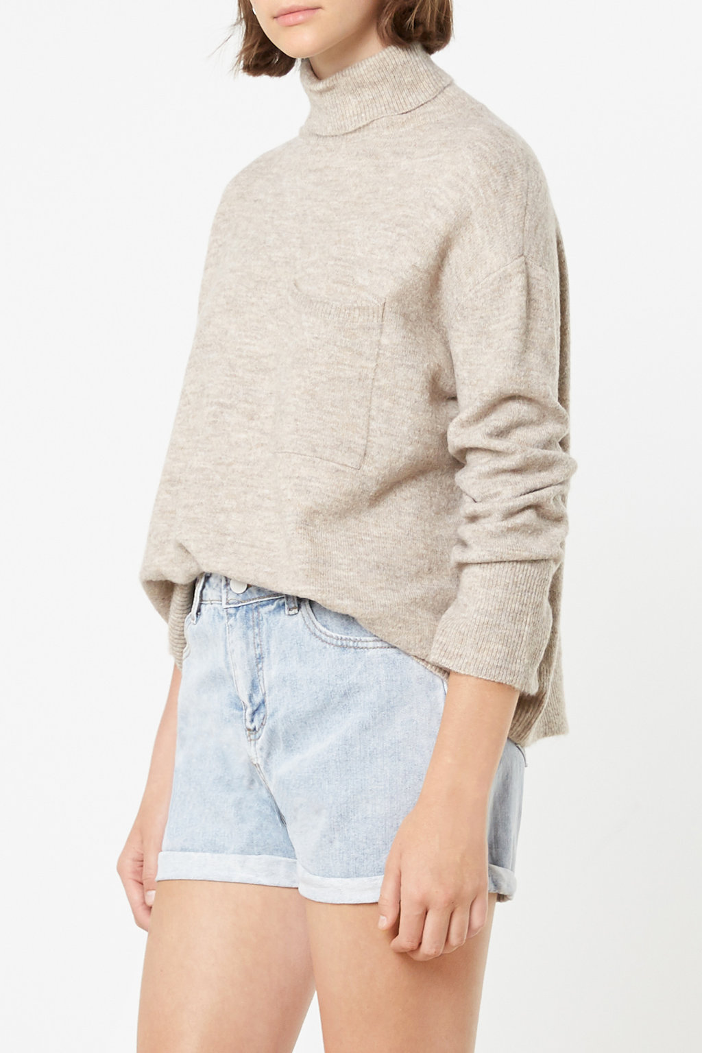 Sweater 2406 Taupe 2