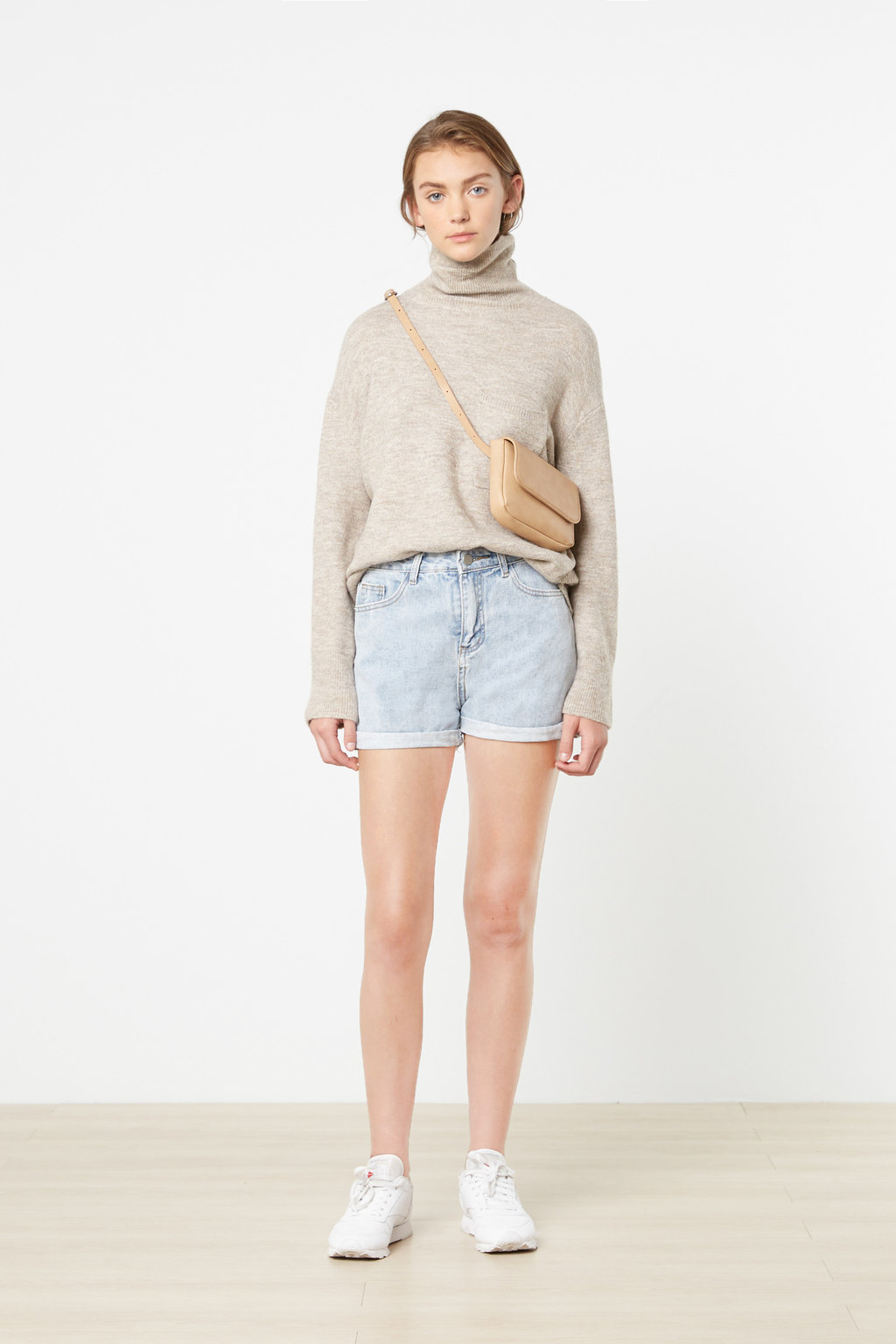 Sweater 2406 Taupe 3
